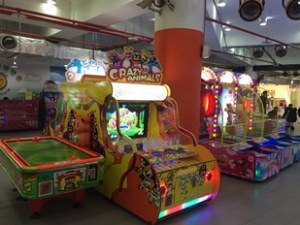 Coin Operated Game Machines