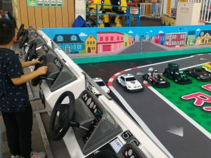 NanE Happy Wonderland / Go Go Racing Cars