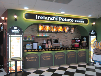 Ireland's Potato