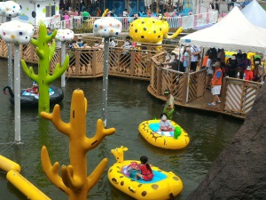 NanE Happy Wonderland / Happy Electric Bumper Boat