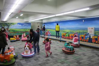 Kawai World - rides