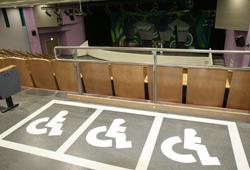 兒童劇場專屬觀看區照片