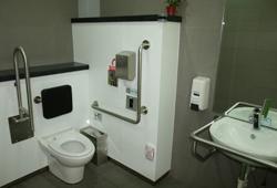 無障礙廁所照片