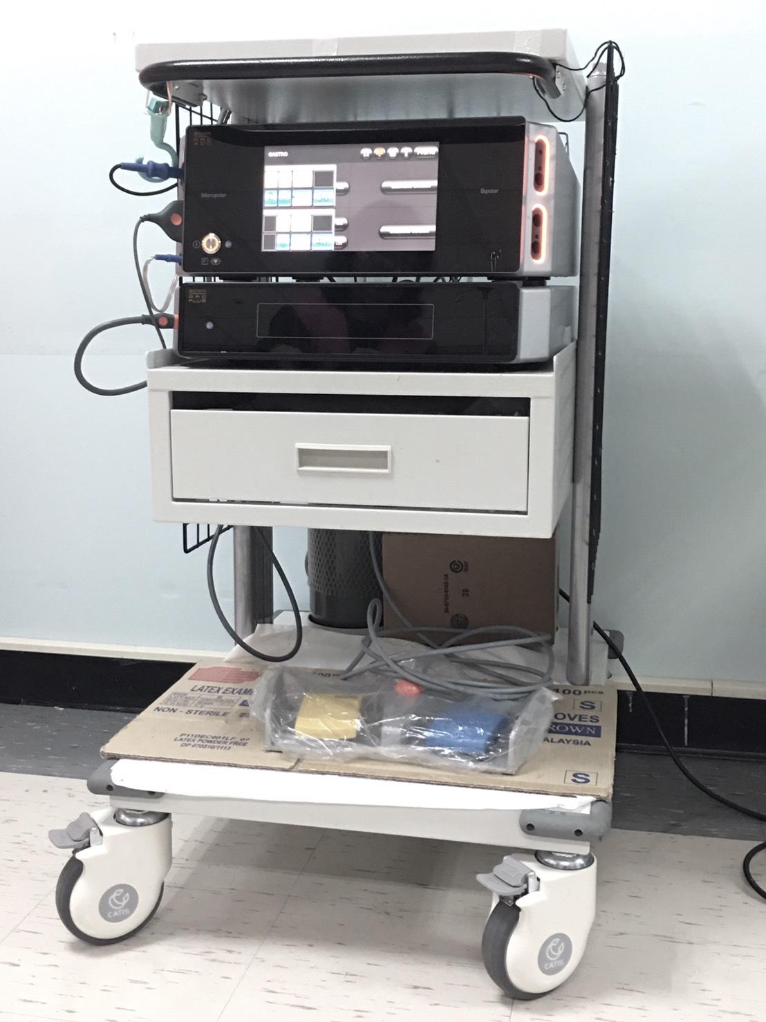 氬氣電漿止血機(含息肉切除)