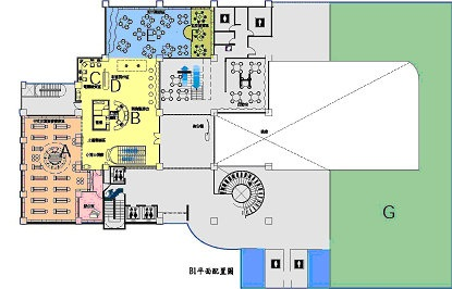B1 FLOOR PLAN AND DIRECTORY