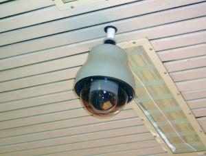 可旋轉式CCTV攝影機