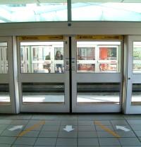 Wenhu Line Platform Door