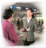 照片:旅客遺失物服務情形