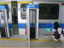 Emergency Door Open Device in MRT rolling stock