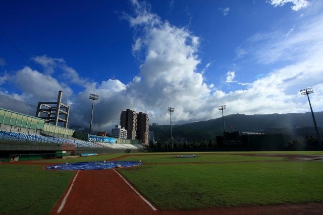 天母棒球場 照片3