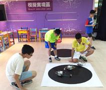 3-6月假日「體驗學習Young Young營」熱烈進行中...