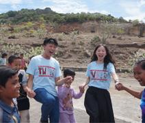 107年度高中職學生國際志工計畫補助開始申請囉!