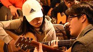 流行吉他音樂營:吉他編曲大解密