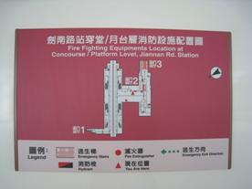 fire-fighting equipment plan