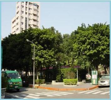 中山區第七期重劃後,公共設施完善,提供市民休閒場所