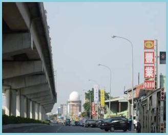 中山區第八期重劃後,規劃汽車修護專區,便利市民