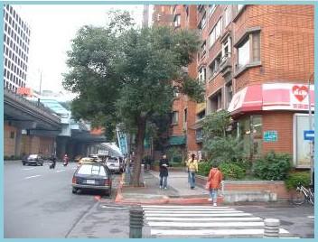 中山區第十期重劃後,交通便捷,大幅改善交通問題