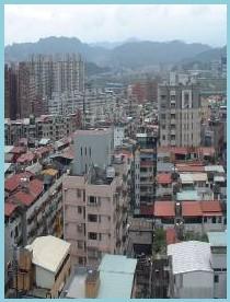 內湖區第一期重劃後,高樓大廈依序建築,利於民居