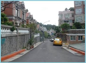 內區第二期重劃後,房屋井然有序建築新穎,利於民居