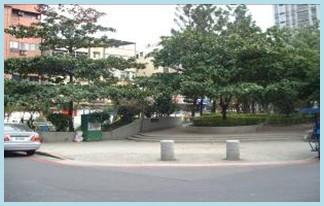 松山區第一期重劃後,設立公共設施,增加民眾休閒去處