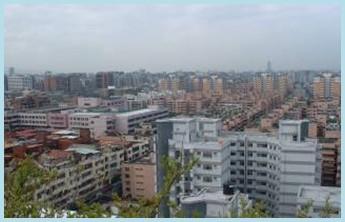 松山區第一期重劃後,新建現代化社區,生活品質高