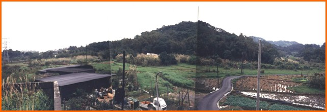 松山區第二期重劃前土地荒廢,利用價值低