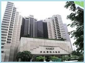 松山區第二期重劃後,興建五星級飯店,提供住宿、餐飲及會議場所
