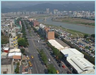 松山區第五期重劃後,建築方正,交通順暢