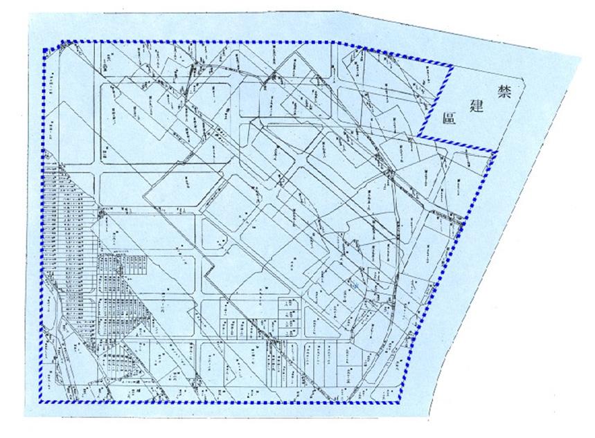 開新視窗-中山區第二期重劃前地籍圖