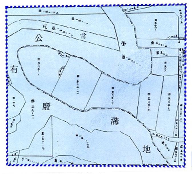 開新視窗-中山區第三期重劃前地籍圖
