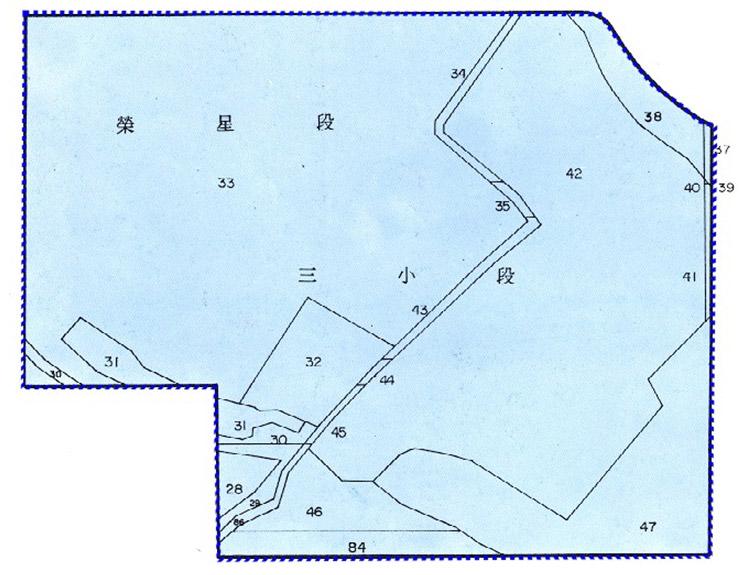 開新視窗-中山區第五期重劃前地籍圖