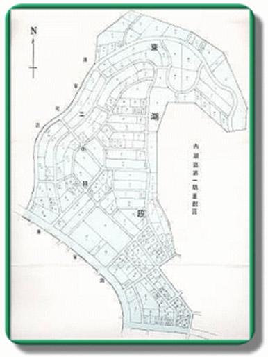 開新視窗-內湖區第二期重劃後地籍圖