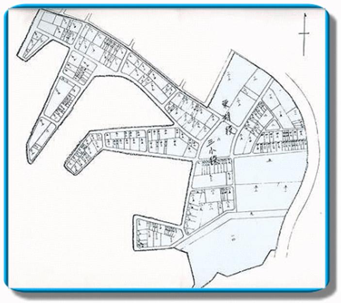 開新視窗-內湖區第三期重劃後地籍圖