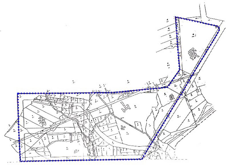 開新視窗-北投區第三期重劃前地籍圖