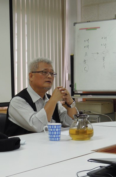 孫大川老師