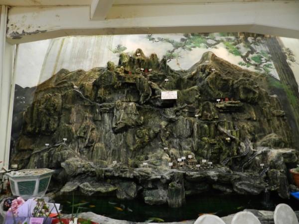 (另開視窗)山水模型