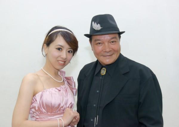 演唱會主持人-李明德與linda