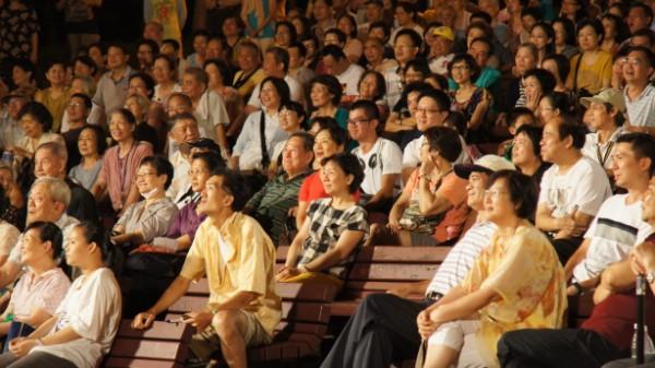 演唱會現場觀眾精彩互動_3
