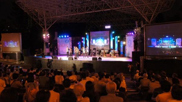 vox玩聲樂團_現場表演3