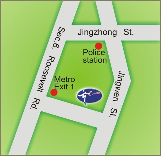Wen-shan Theater map