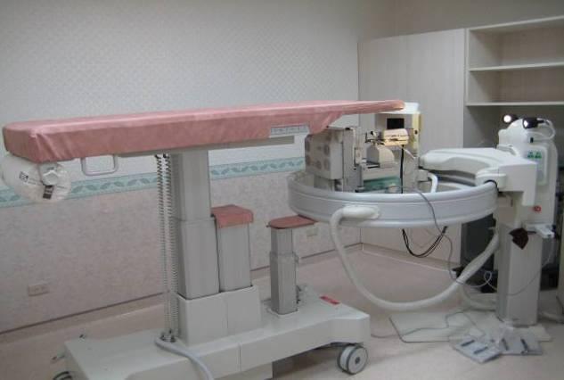乳房3D立體定位切片系統