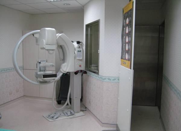 全數位乳房攝影X光機
