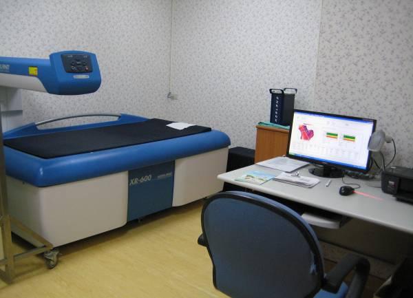放射骨密度檢測儀