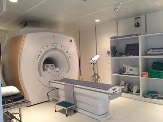 磁振造影檢查儀