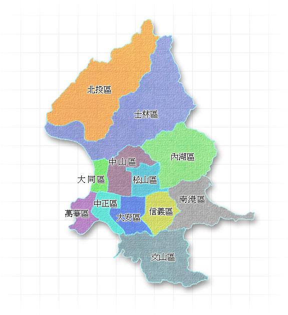 十六浦行政區地圖
