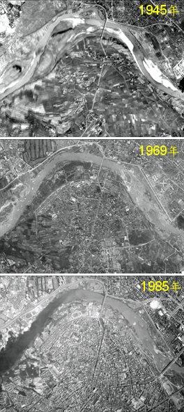 中永和都市化迅速,管網跟著擴張