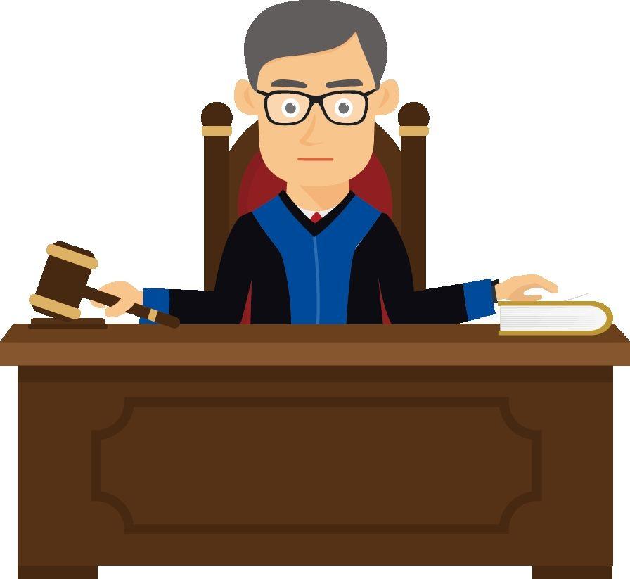 勞資會議法令與函釋-法官示意圖