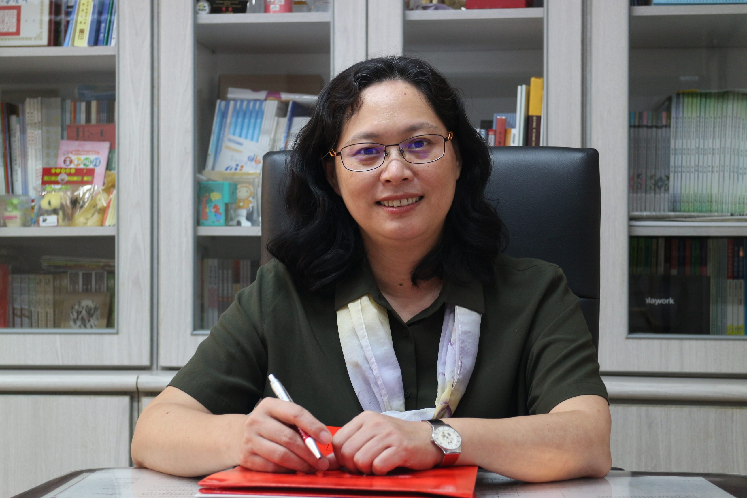 臺北市政府勞動局局長賴香伶照片