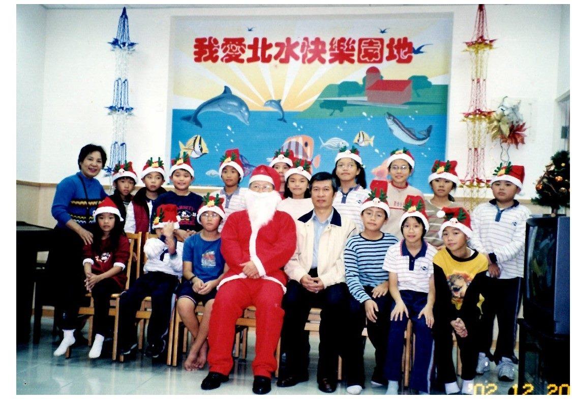 安親班─聖誕節活動照片