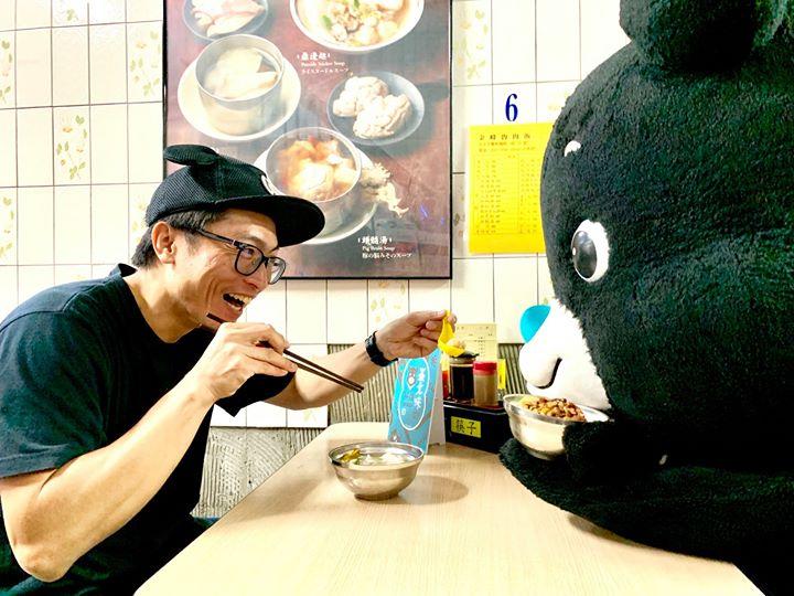 熊讚發揮愛吃愛玩的天性走訪臺北各地,嚴選臺北經典美食。